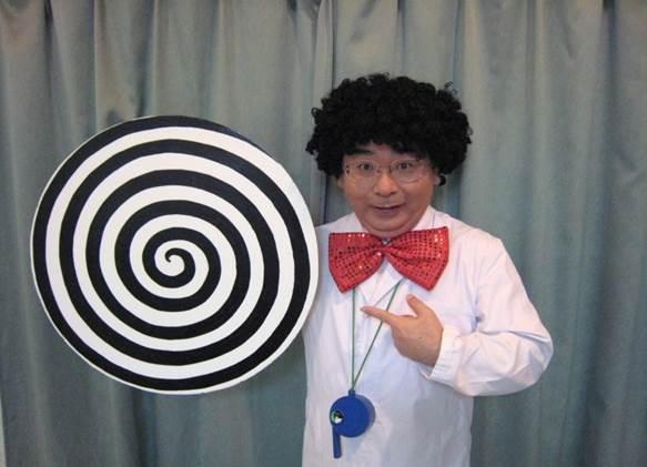 モジャ博士のシャボン玉サイエンスショー