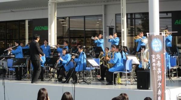 北条高校吹奏楽部スプリングコンサート