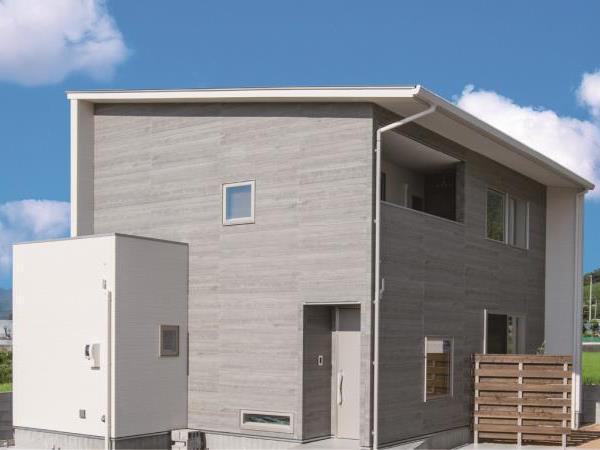 モデルハウス 「Tsudouの家」 (株式会社プラスワン)