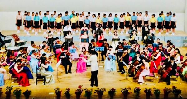 ジュニアオーケストラ コンサート