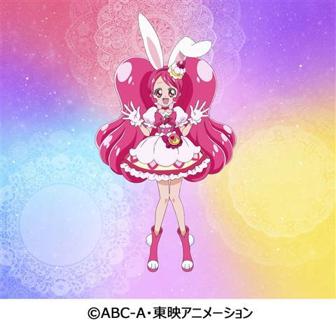 キラキラ☆プリキュアアラモード キュアホイップがやってくる!
