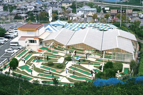 「パットゴルフ松山」でGWイベント開催!