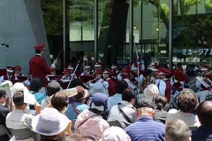 愛媛県警察音楽隊 春のプロムナードコンサート