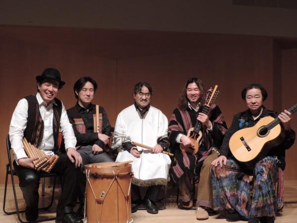 MAYAフォルクローレコンサート2019 – グルーポ・サイータ結成10周年記念 –