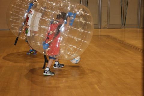 バブルボールであそぼう♪