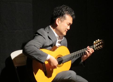 スパニッシュ・カレント 智詠ギターソロライブ