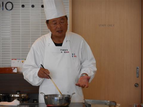 料理講座 松山長茄子を使ったプロの麻婆茄子と夏のおすすめ中華