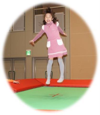 JUMP♪JUMP♪トランポリン