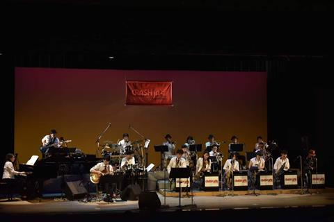 CRASH JAZZ ORCHESTRA CONCERT 2019