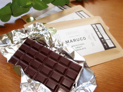 できたてチョコレートを堪能しよう