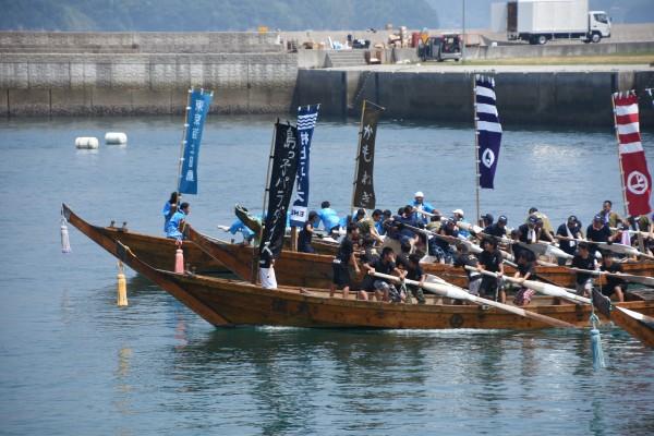 第27回 水軍レース大会