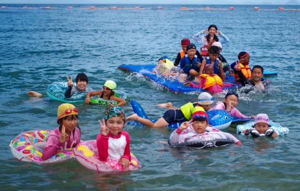 松山福音センター 教会学校夏キャンプ2019
