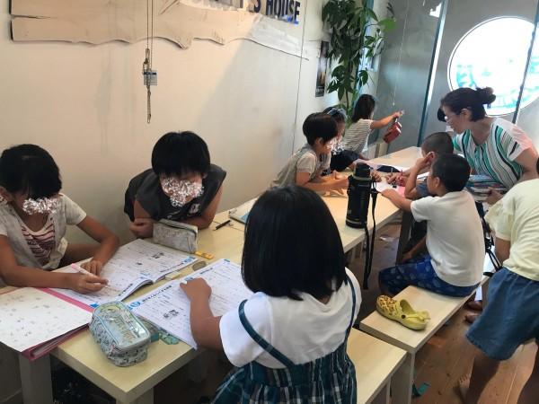 夏休みの宿題はお任せ!KAZUKI塾!