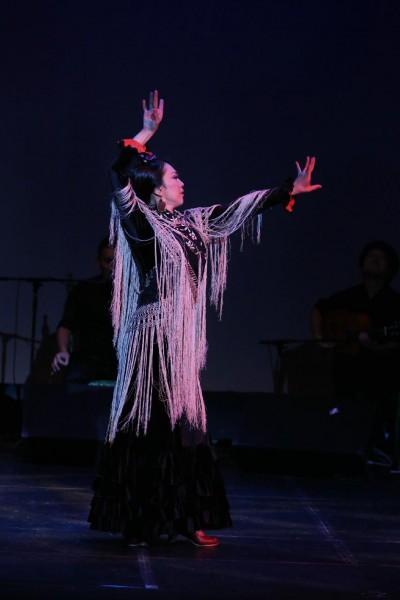 萬翠荘フラメンコライブ「坂の上のフラメンコ Vol.4」