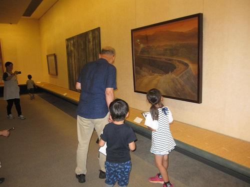 美術館を遊ぶ美術館で遊ぶ2019「水のけしきであそぶ!」