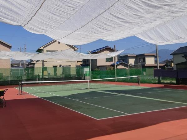 Sola テニス・ドローンスクール松山校