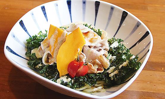 夏季限定コラボ冷麺が新登場!