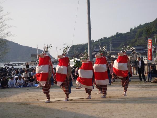 三浦天満神社秋祭り