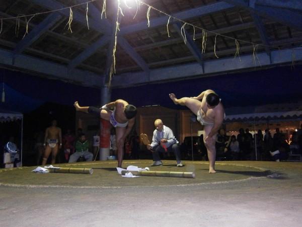 篠相撲大会