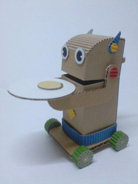 (A)モーター電力の『GOGOペガサスを作ろう!』 (B)貯金箱ロボットを作ろう!