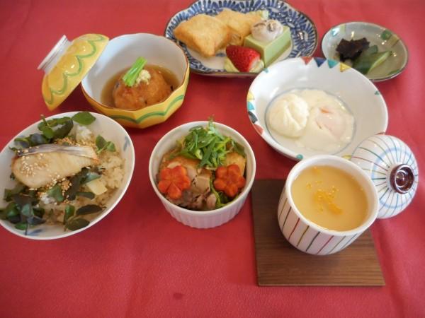 9月の講師料理講座「プロの美味しい煮物と秋を楽しむ和食」inヨンデンプラザ松山