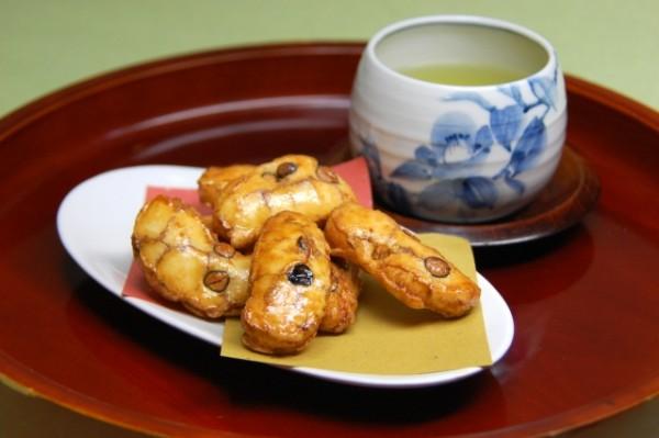無料★9月の料理講座「おかきを作ってお茶しましょう!」inヨンデンプラザ松山