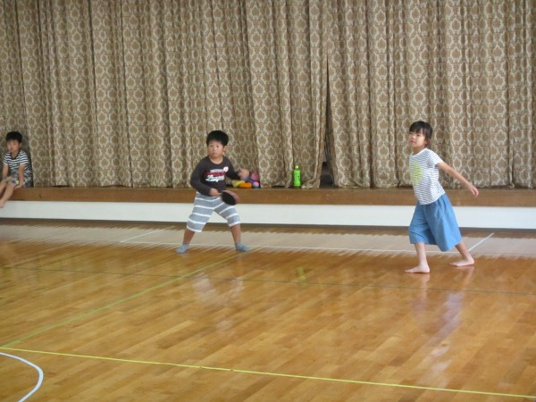 卓テニ大会(今治市伯方児童館)