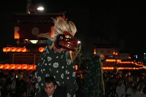 第27回 東予秋祭り統一運行