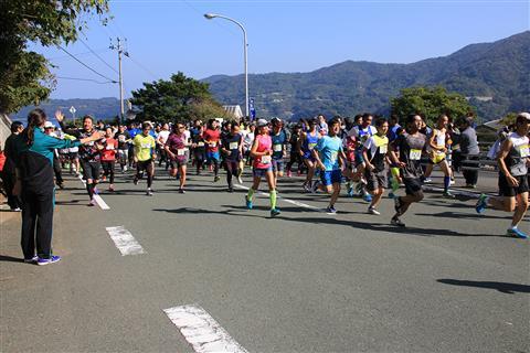 佐田岬マラソン2019