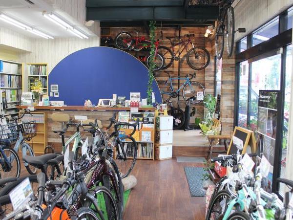 上野サイクル