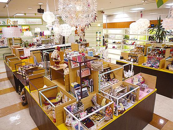 大型ショッピングセンターで出店しよう