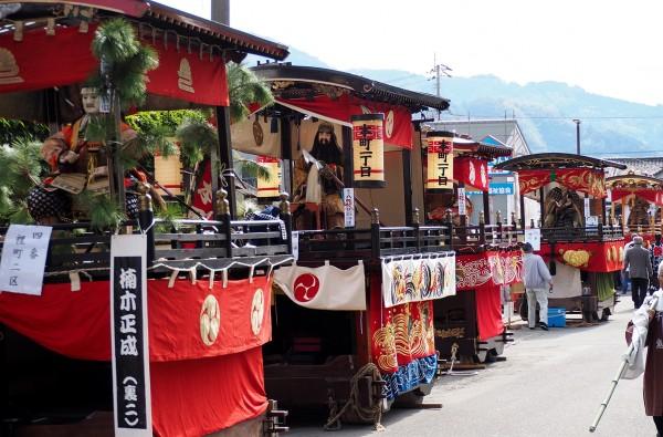 吉田秋祭り