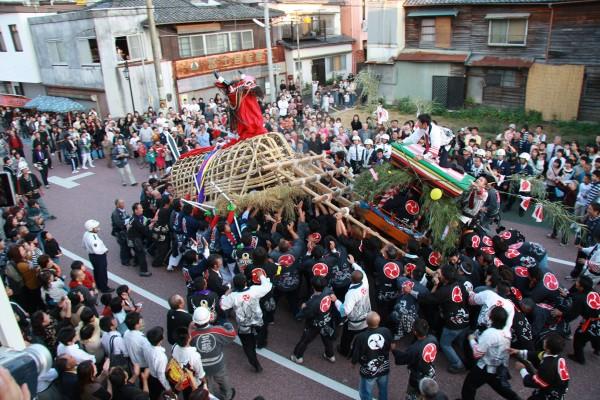 三瓶秋祭り