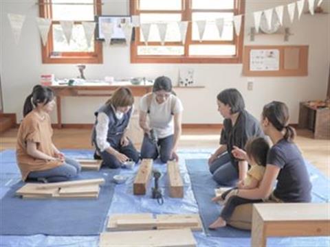 木工教室~ワークショップ~