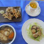 11月の講師料理講座「秋の味覚を楽しむお惣菜」inヨンデンプラザ松山
