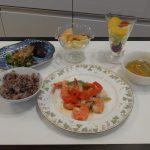 11月の講師料理講座「学んで美味しく健康料理~貧血予防食~」inヨンデンプラザ松山
