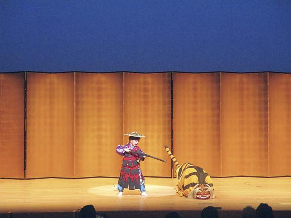 子ども伝統文化フェスタ(県民総合文化祭)