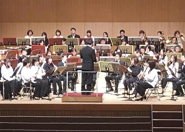 吹奏楽公演(県民総合文化祭)