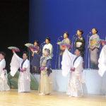 吟詠剣詩舞公演(県民総合文化祭)
