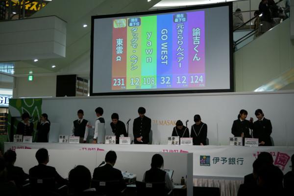 第14回 全国高校生金融経済クイズ選手権「エコノミクス甲子園」愛媛大会