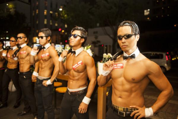 筋肉の狂宴「マッスルカフェ」が11月松山で再び!