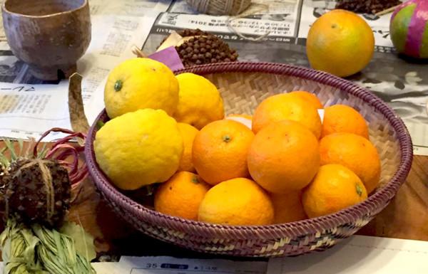 【ナイトワークショップ】柑橘とスパイスのポマンダー
