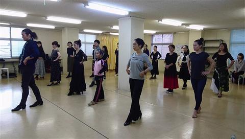 SIROCO フラメンコ入門クラス