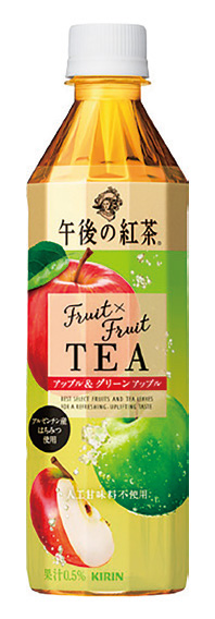 午後の紅茶「Fruit×Fruit TEA」