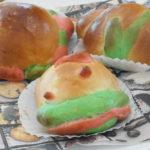 親子★1月の講師料理講座「トッピングで可愛く♪親子で一緒に手作りパン」inヨンデンプラザ松山