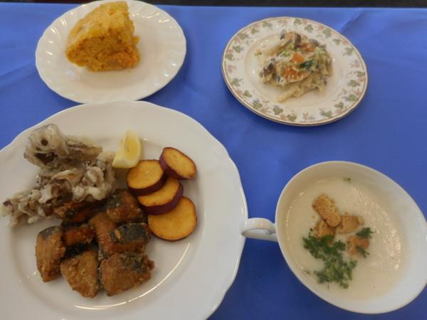 1月の講師料理講座「冬野菜アラカルト」inヨンデンプラザ松山
