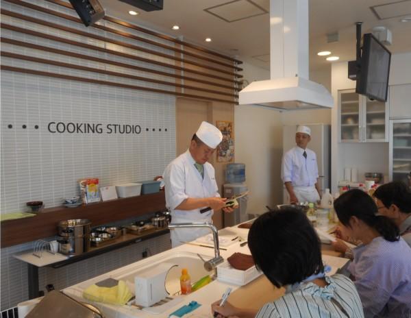 1月の講師料理講座「旬の魚で美味しい和食」inヨンデンプラザ松山