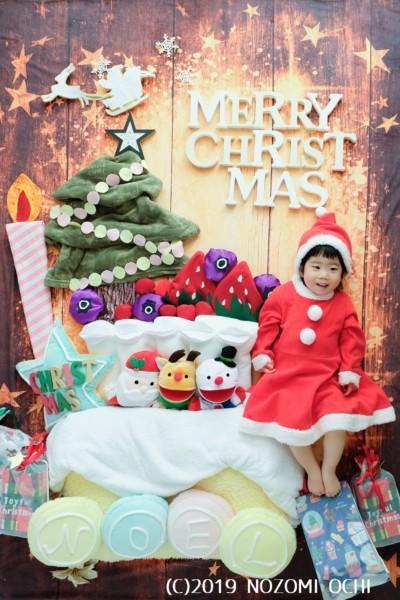 おひるねアート撮影会(美女と野獣&クリスマス)宇和島開催