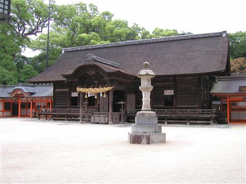 大山祇神社 初詣