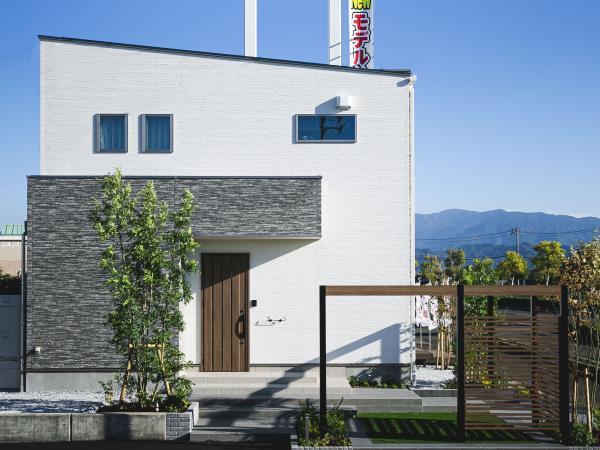 サンエルホーム松山東店モデルハウス
